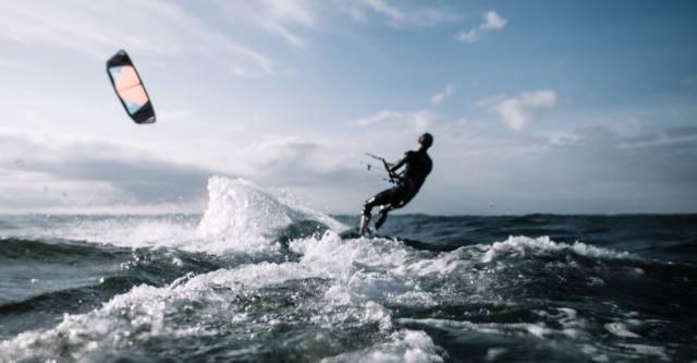 kite surf Raizes do Brasil Posusada
